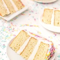 Make A Sugar-Free Birthday Cake Everyone Will Love