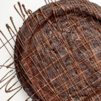Flourless Chocolate Torte - You Only Need Four Ingredients (Low Carb & Gluten Free)