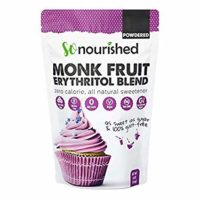 Powdered Monk Fruit Sweetener with Erythritol