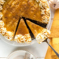 A Low Carb Pumpkin Cheesecake  Recipe Worthy of Your Holiday Table