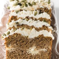 A Perfectly Spiced Low Carb Pumpkin Bread