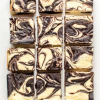 Gooey Keto Cheesecake Brownies (Low Carb & Gluten Free)