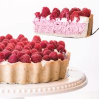 Epic Low Carb Raspberry Cheesecake ( Keto & Gluten Free)