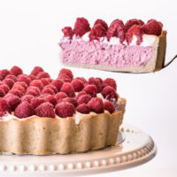 Epic Low Carb Raspberry Cheesecake ( Keto & Gluten Free)