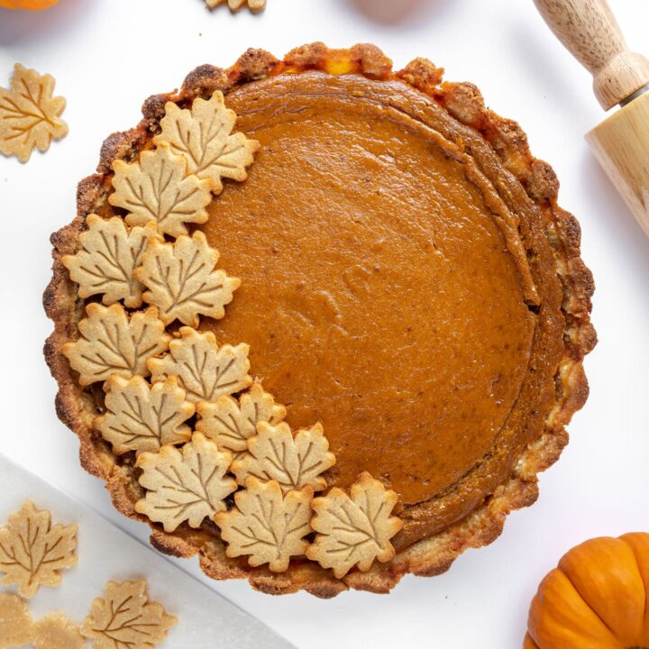 The Perfect Sugar-free Pumpkin Pie Recipe For Fall