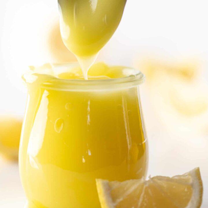 Quick & Easy Keto Lemon Curd